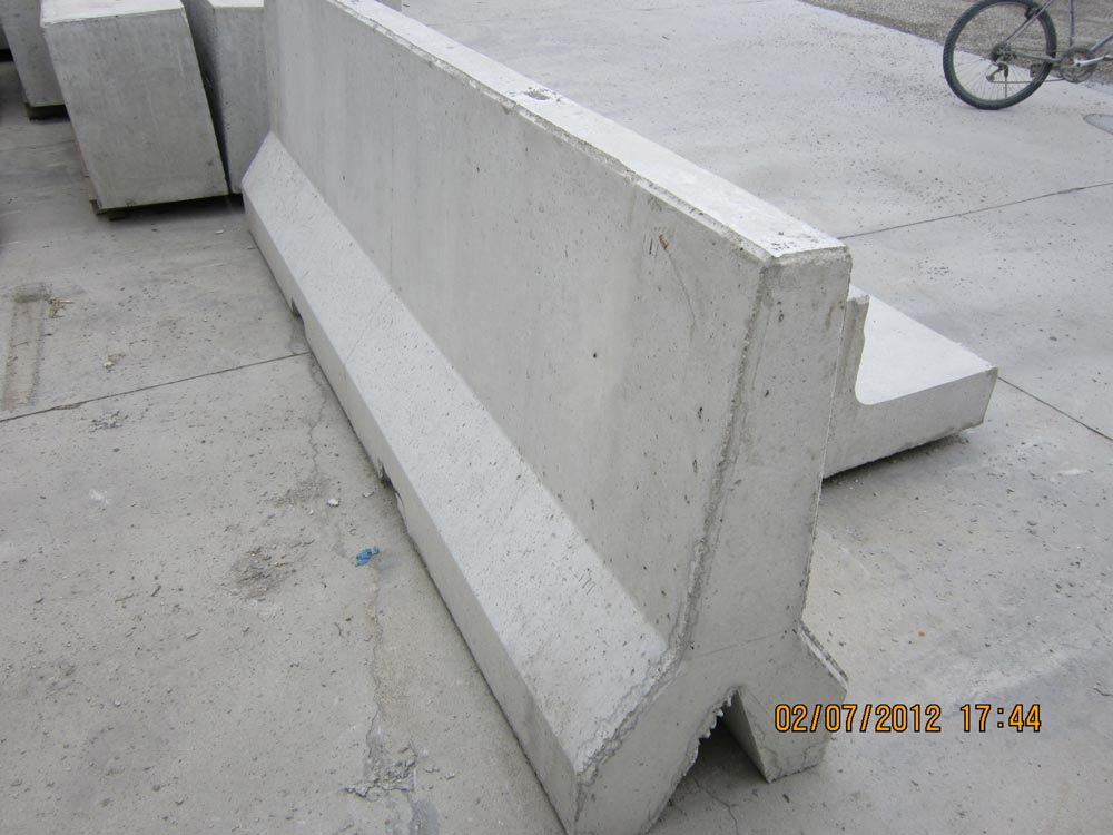 Dissuasori cemento Venaria Reale