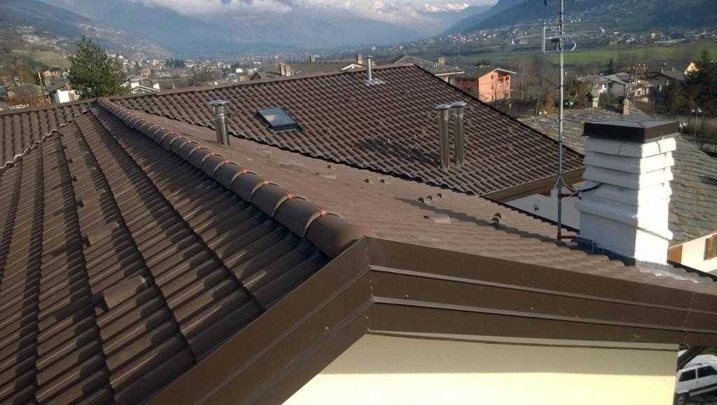 Ristrutturazione tetto  Borgosesia