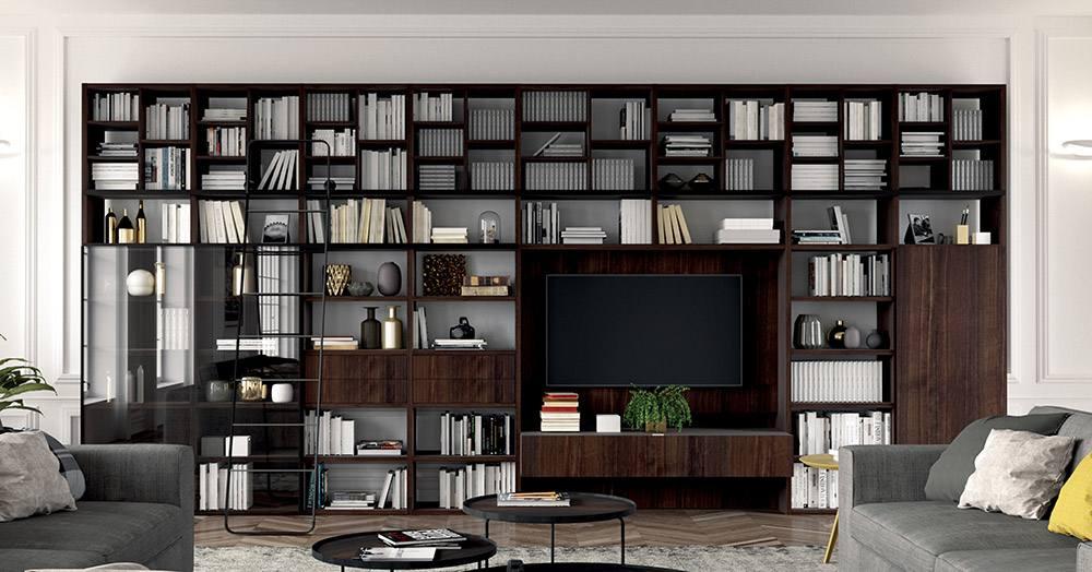 Libreria moderna  Opera