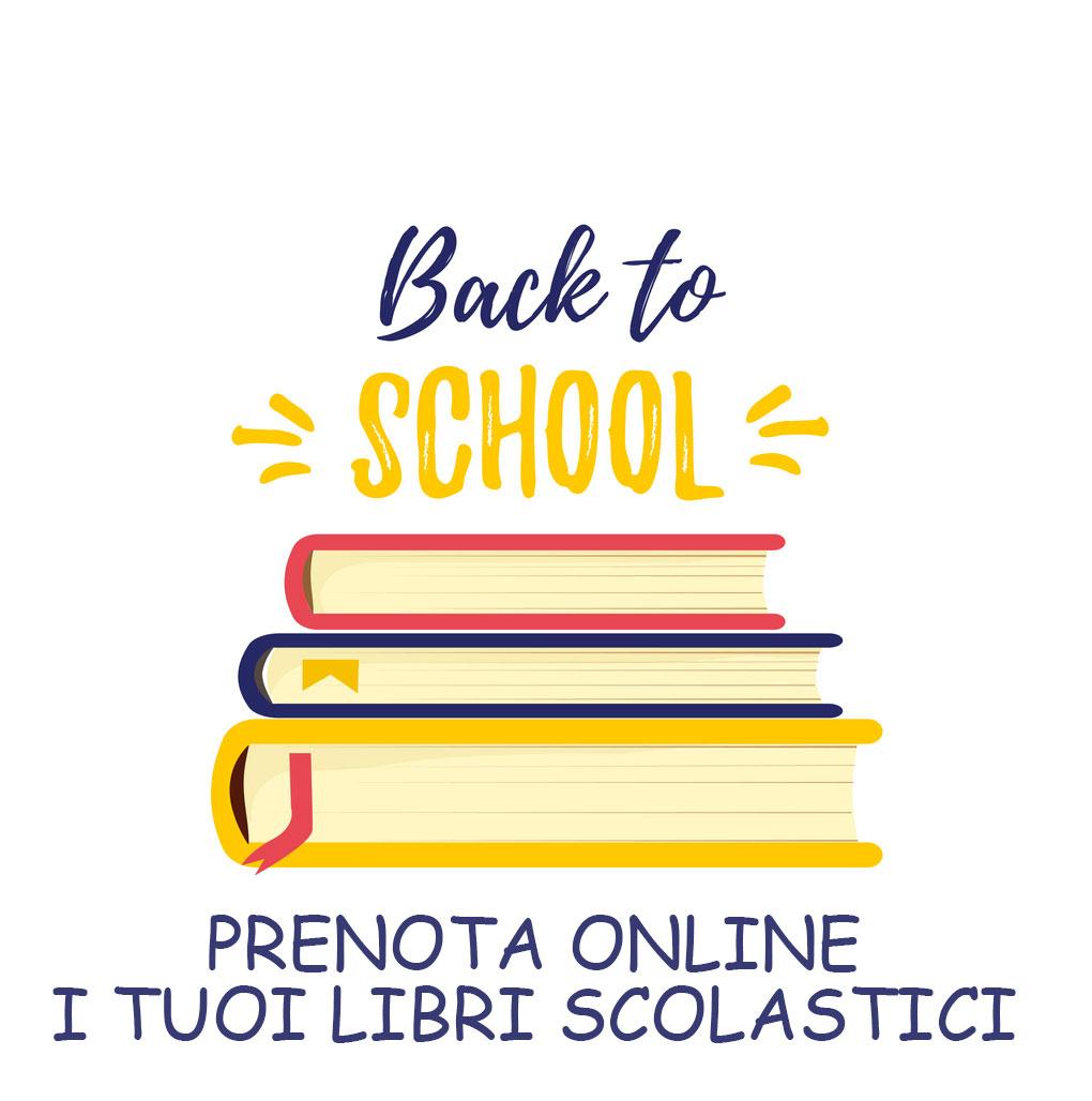 Prenotazione libri scolastici  Robilante